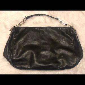 Moschino Black Chain strap Shoulder Bag purse